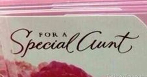 What the font? Examples of font fails